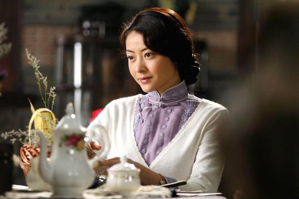 イップ・マン継承の妻役「リン・ホン」さん