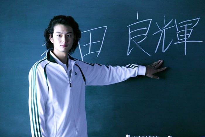 映画「告白」の岡田将生