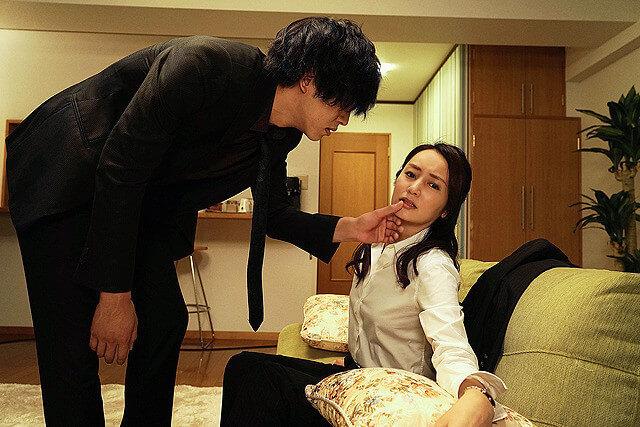 映画「不能犯」矢田亜希子