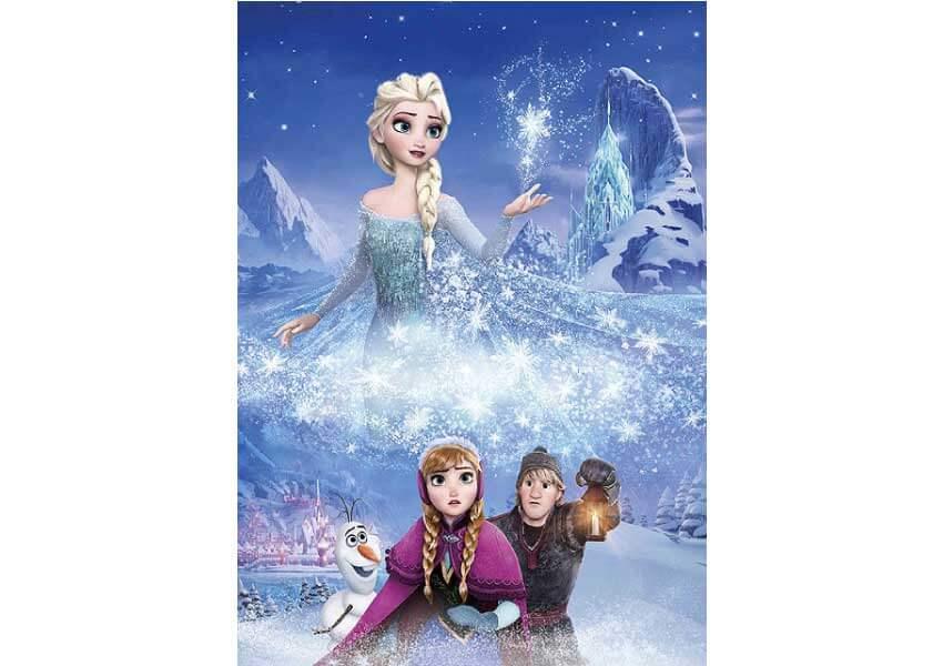 映画アナと雪の女王